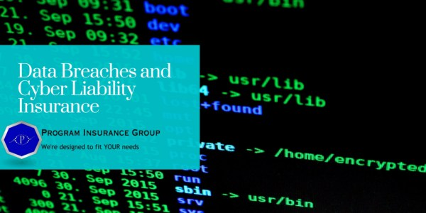 Data Breach and Cyber Liability Insurance Coverage