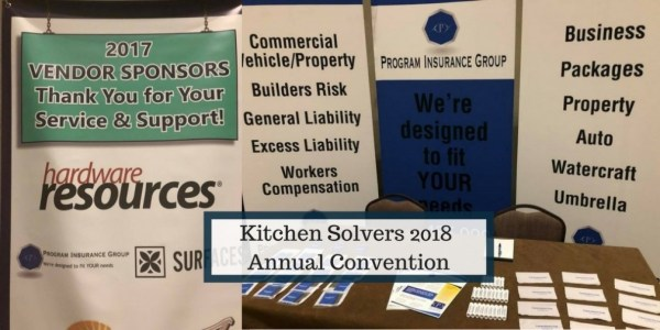 Kitchen Solvers Annual Convention